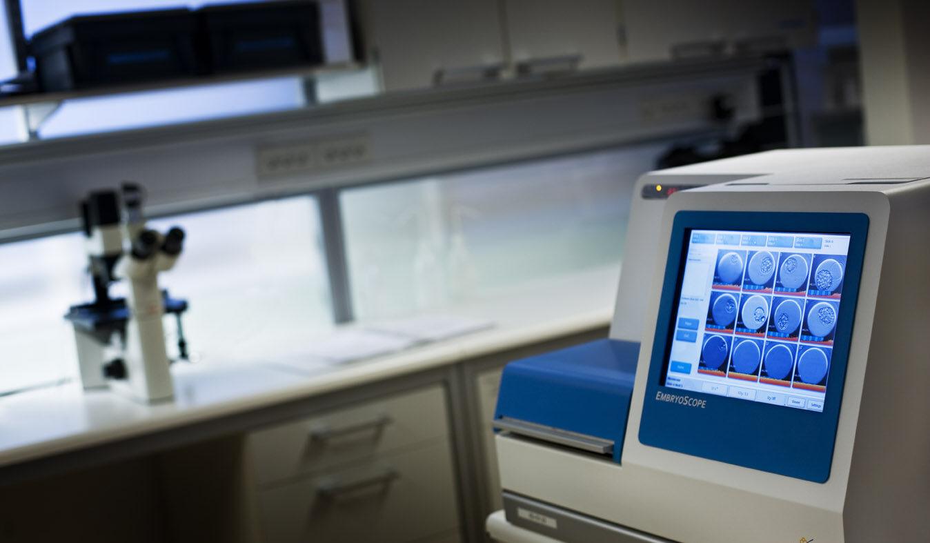 INCUBAZIONE TIME LAPSE_  Tecnologia all'avanguardia per ottimizzare  la selezione embrionale